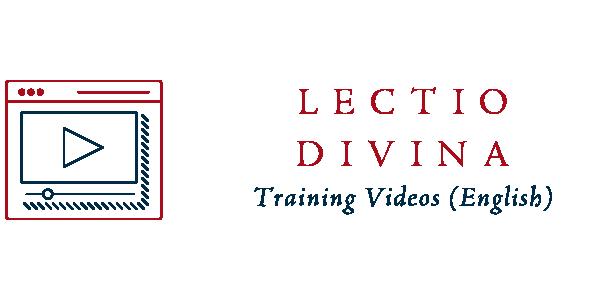 lectio divina videos english