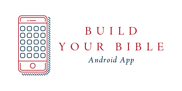 Download Build Your Bible for your Android device