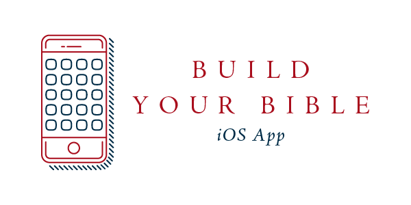 Download Build Your Bible for your iOS device